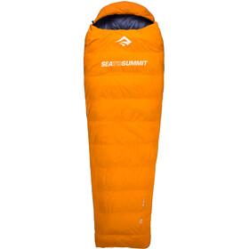 Sea to Summit Trek TkI Sleeping Bag Regular Wide orange